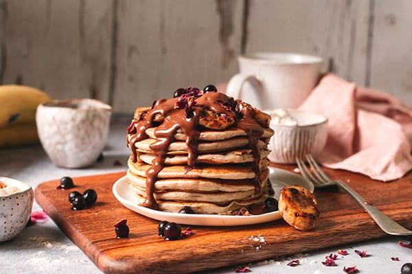 Pancakes Heaven recipe