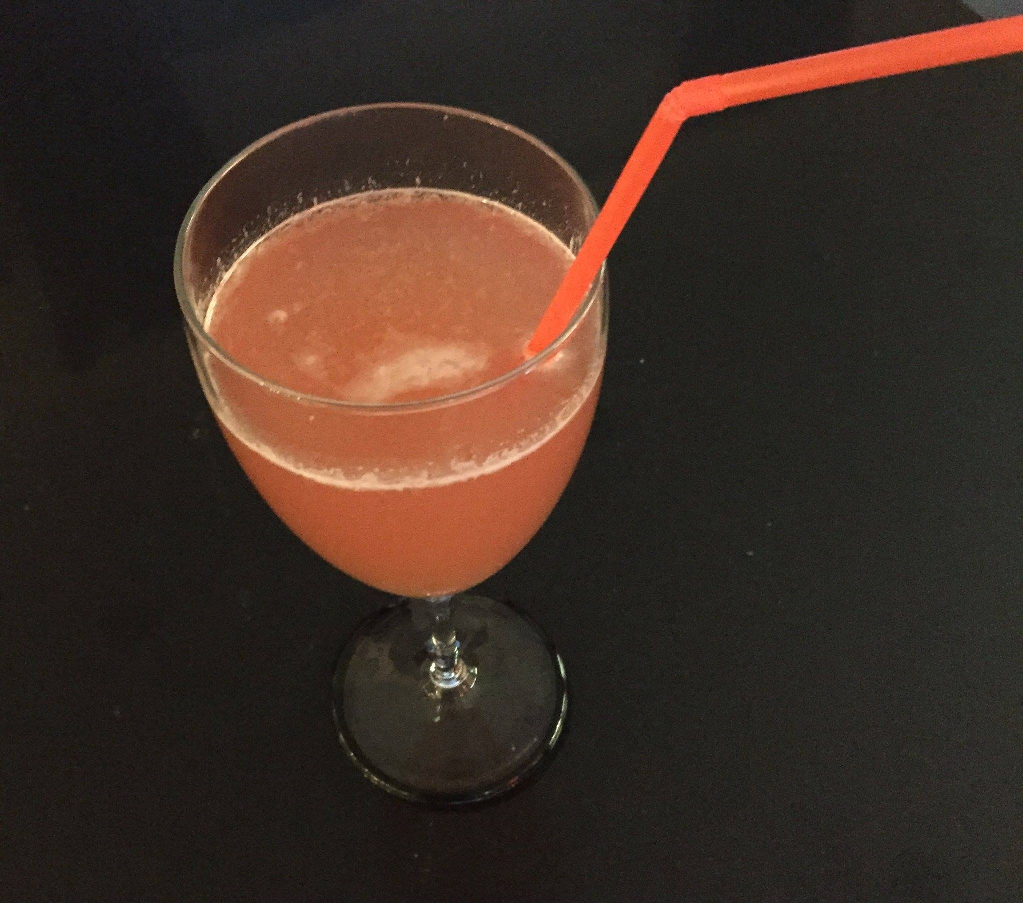 Berry drink with Collagen Shots