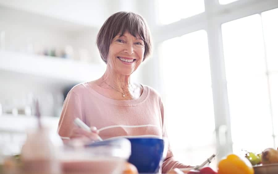 Our Top Tips For Beautiful Skin At Any Age - Over 60's