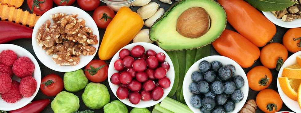Which are the best anti ageing foods