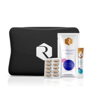 Rejuvenateds 3 best sellers in an easiy to take travel pack