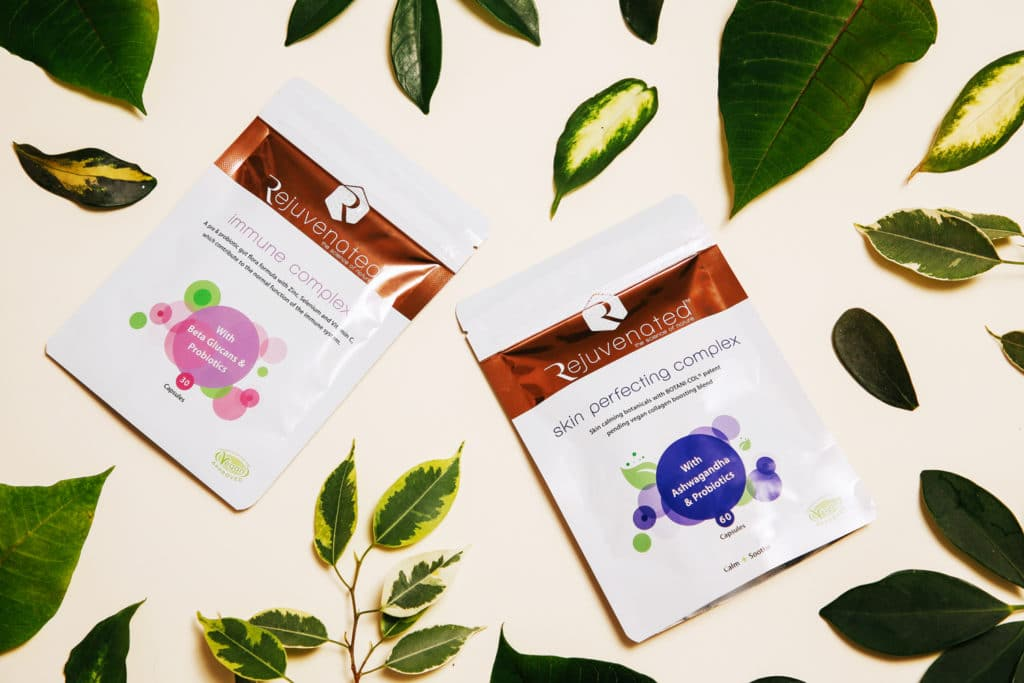 Perfect Pair - Immune Complex and Skin Perfecting Complex