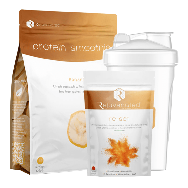 protein smoothie pack power and metabolise