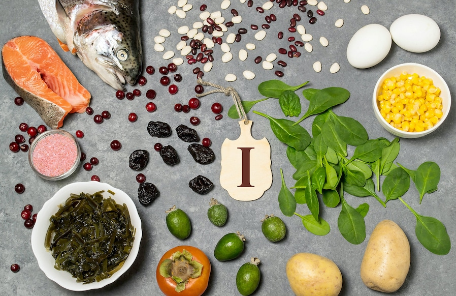 How iodine can support a healthy thyroid and metabolism