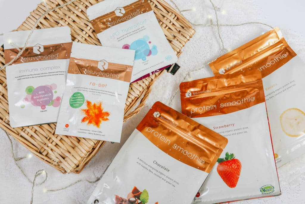 Health Supplements Christmas Gift Skin Care Packs