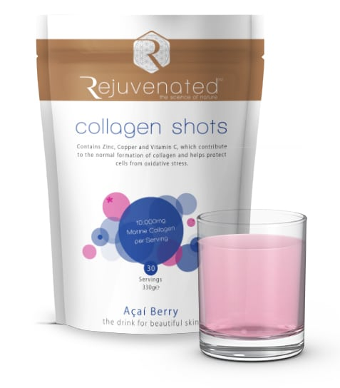 Collagen Shots - the drink for beautiful skin