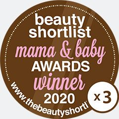 Beauty Shortlist Momma & Baby Awards | 3 winners awards