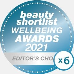 Beauty Shortlist editors choice 2021 x 6