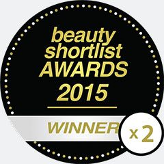 Beauty Awards 2 times 2015 Winner
