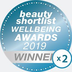 Beauty Shortlist 2 times winner
